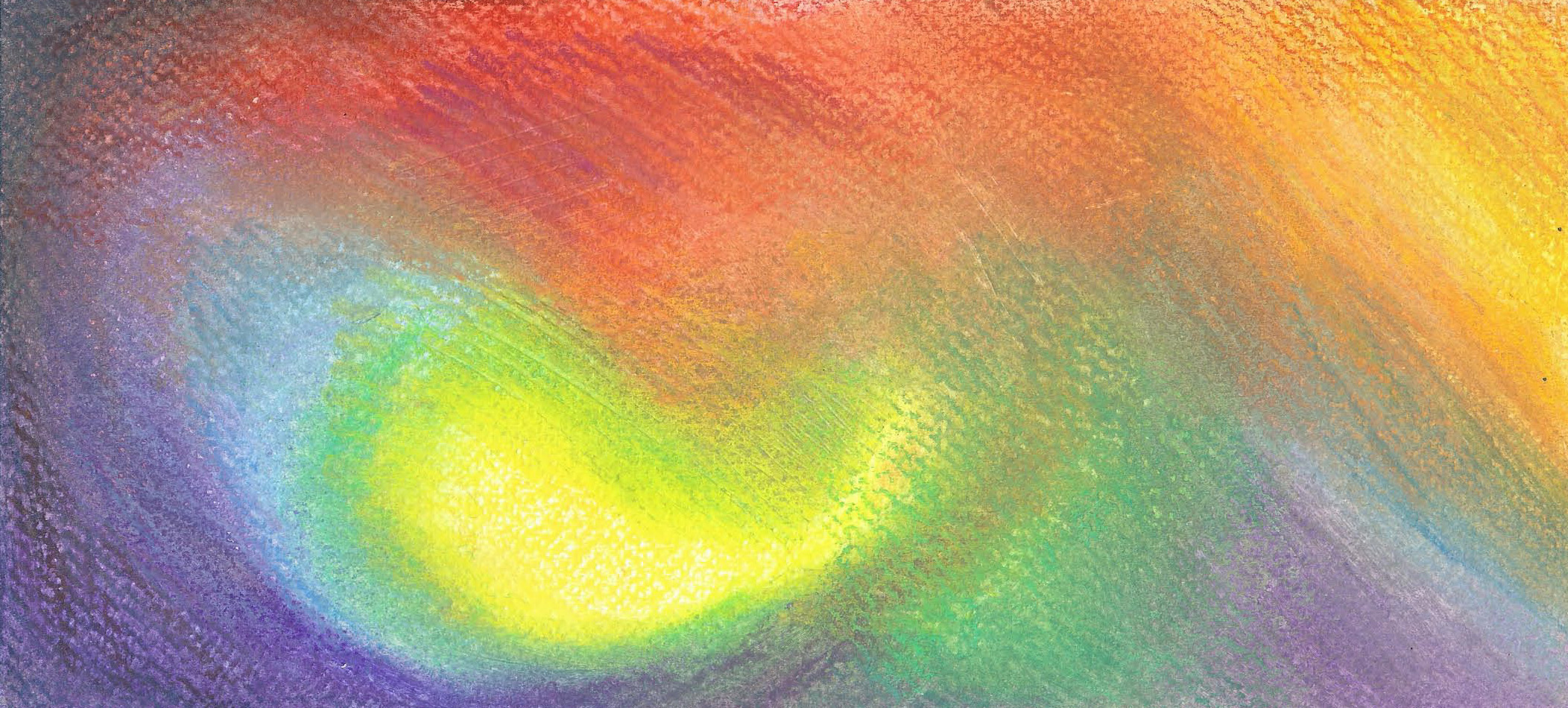 Cradled Light - Colored Pencil - 5 X 10 - $100